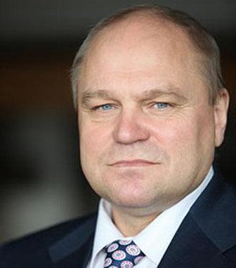 Валерий Иванович Харитонов - первый президент ОФРБ