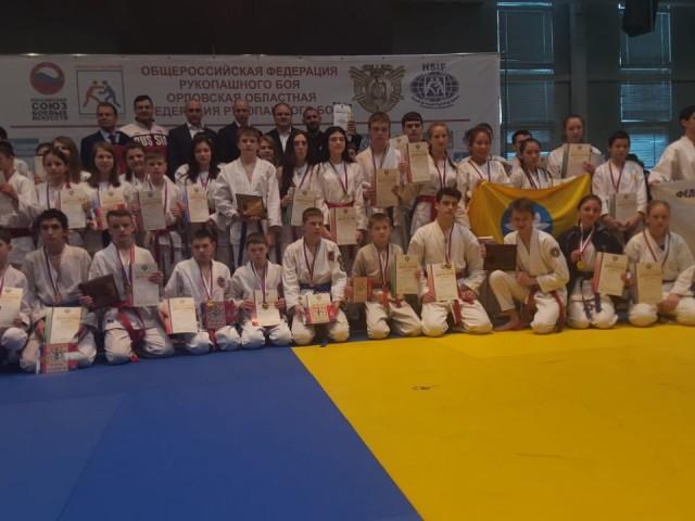 Блестящее выступление липецких спортсменов на Первенстве России по РБ