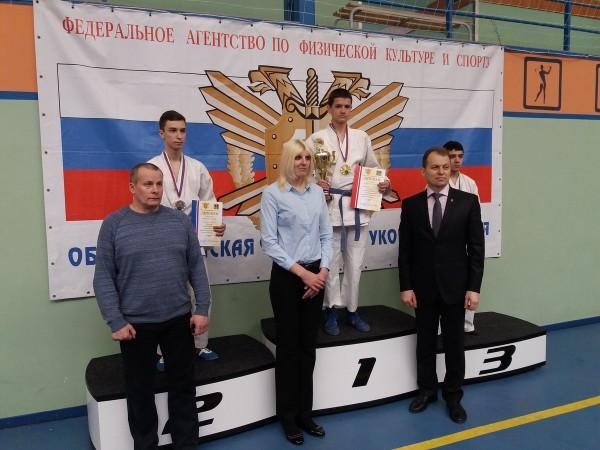 Дубоносов 1 место