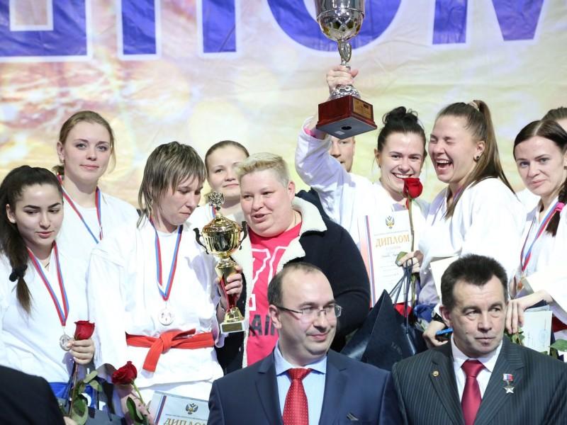 Сборная ФСИН на Кубке России 2017