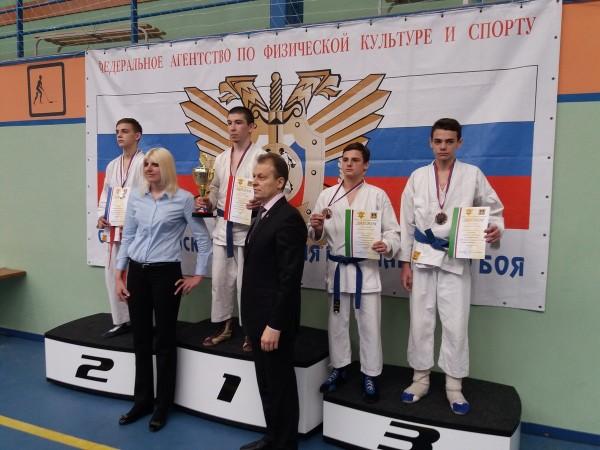 Наталевич 3 место