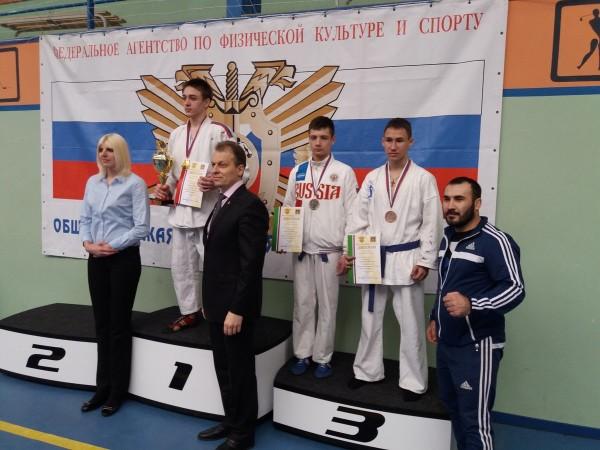 Павловский 3 место