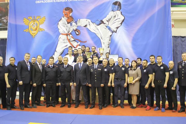 Завершились чемпионаты МВД России по рукопашному бою в городе Анапе