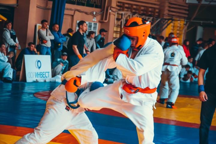 Открытый чемпионат Курганской области
