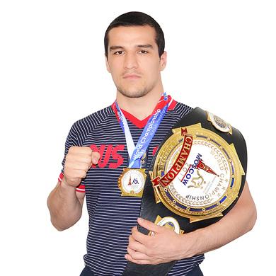 Карим Магомедов