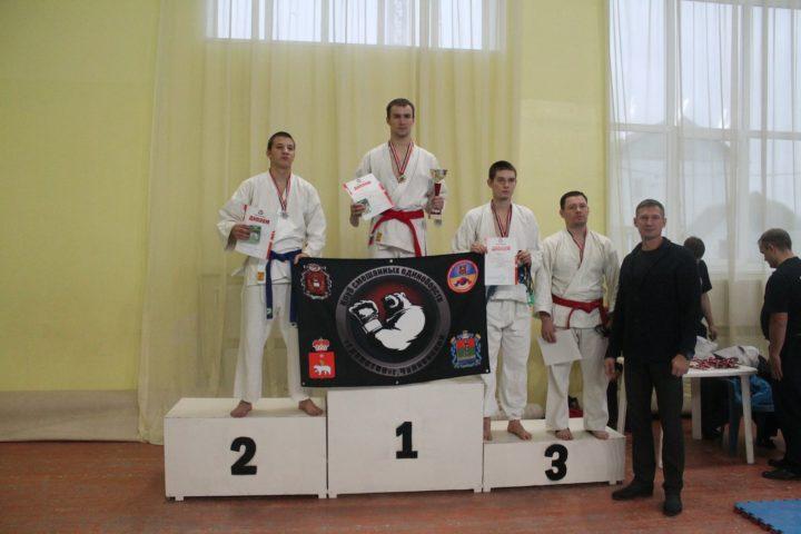 Открытый Чемпионат Удмуртской Республики по рукопашному бою