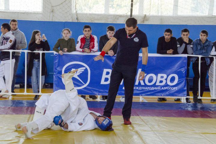 Первенство СКФО по рукопашному бою в Ставрополе