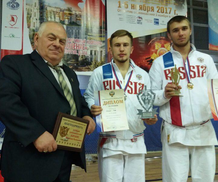 Дьячков, Семин, Юдин