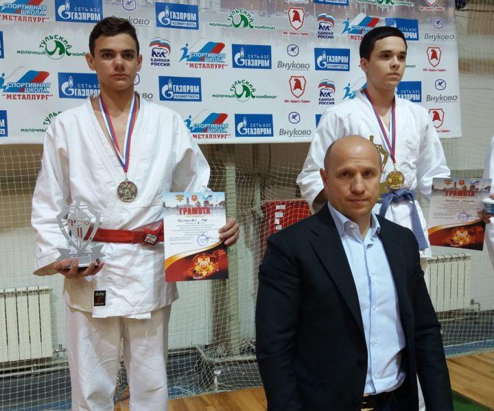 Наталевич 2 место