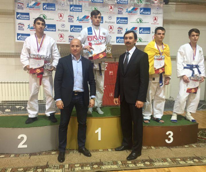 Сенашкин Егор 1 место