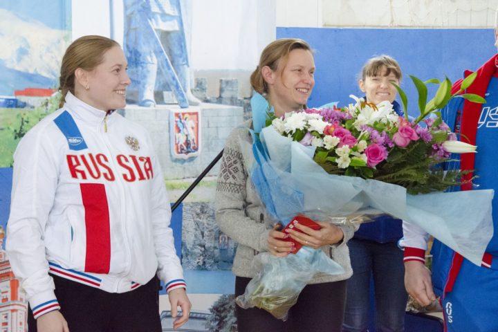 Победители  Первенства Ставропольского края по рукопашному бою 2018
