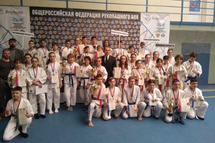Липецкая сборная на первенстве ЦФО