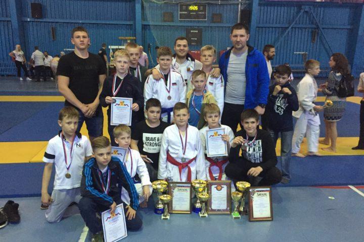 Победы юных липецких рукопашников на межрегиональном турнире в Ливны