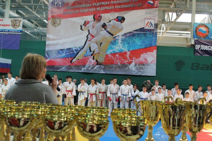 Чемпионат и первенство орловской области