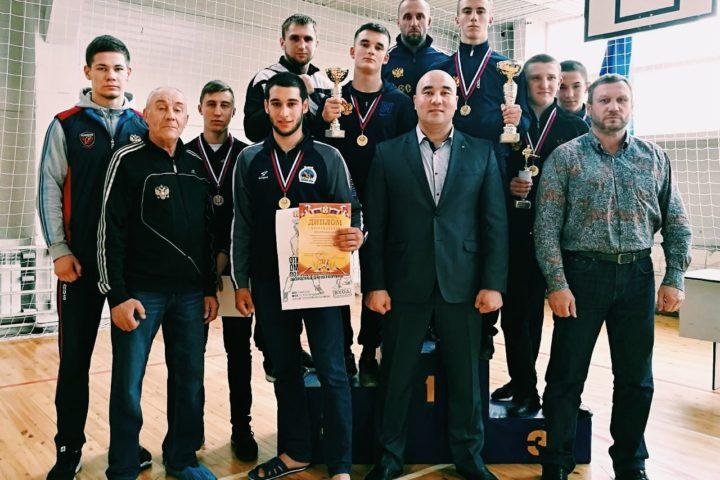 Завершился IV Открытый Кубок Омской области по рукопашному бою