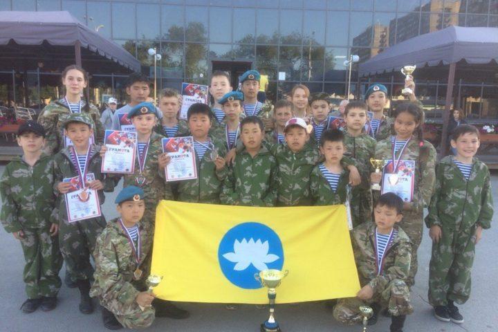 Сборная Республики Калмыкия завоевала 8 золотых, 3 серебряных и 2 бронзовых медали на турнире в Волгодонске!