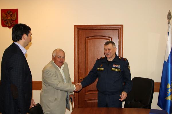 Заключено соглашение о сотрудничестве и взаимодействии между УФСИН России по Тульской области и Тульской региональной общественной организацией «Федерацией рукопашного боя»