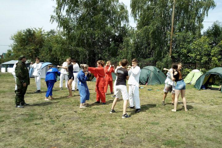 Подготовка к Первенству мира в Тульском крае