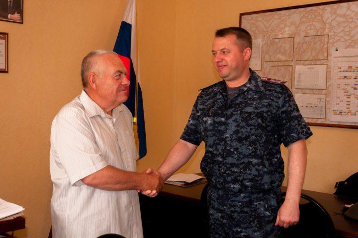 Тульская федерация рукопашного боя и УФСИН России по Калужской области