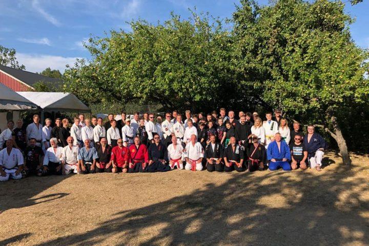 Спортивно-тренировочные сборы Школы боевых искусств Игоря Воротынцева