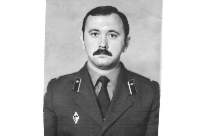 Юрий Георгиевич Якубовский