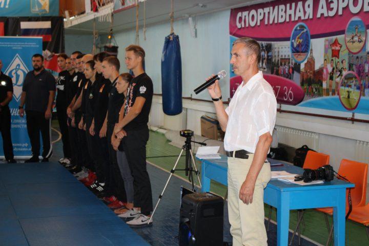 В городе-герое Севастополе прошел судейский семинар