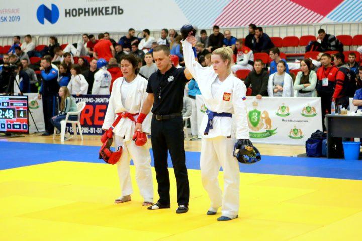 Чемпионат Красноярск 2