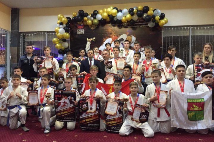Тульские спортсмены на Всероссийском соревновании в городе Орле