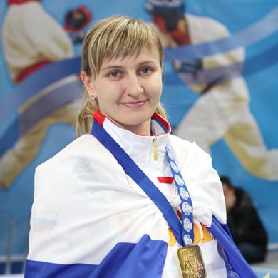 Мария Мизеровская