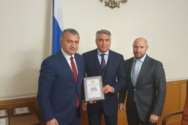 Бибилов Анатолий Ильич Президент Республики Южная Осетия