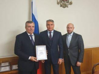 Каноков Арсен Баширович Заместитель председателя Комитета Совета Федерации по экономической политике