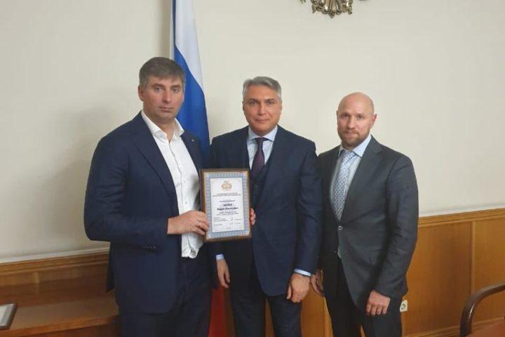 Павлов Андрей Васильевич Президент «Zenden Group», Сопредседатель МРО «Деловая Россия»