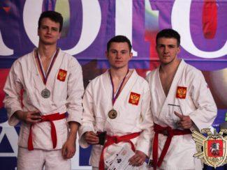 Москвичи на международном соревновании памяти Шитенкова